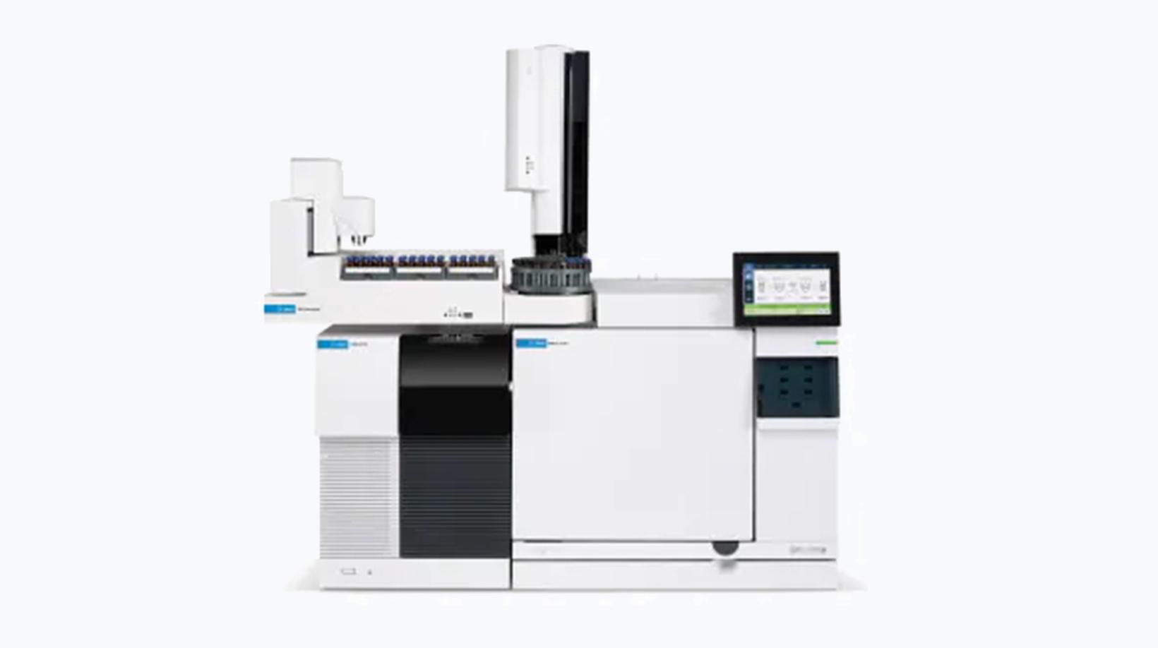 ガスクロマトグラフ質量分析装置 (GC/MS)