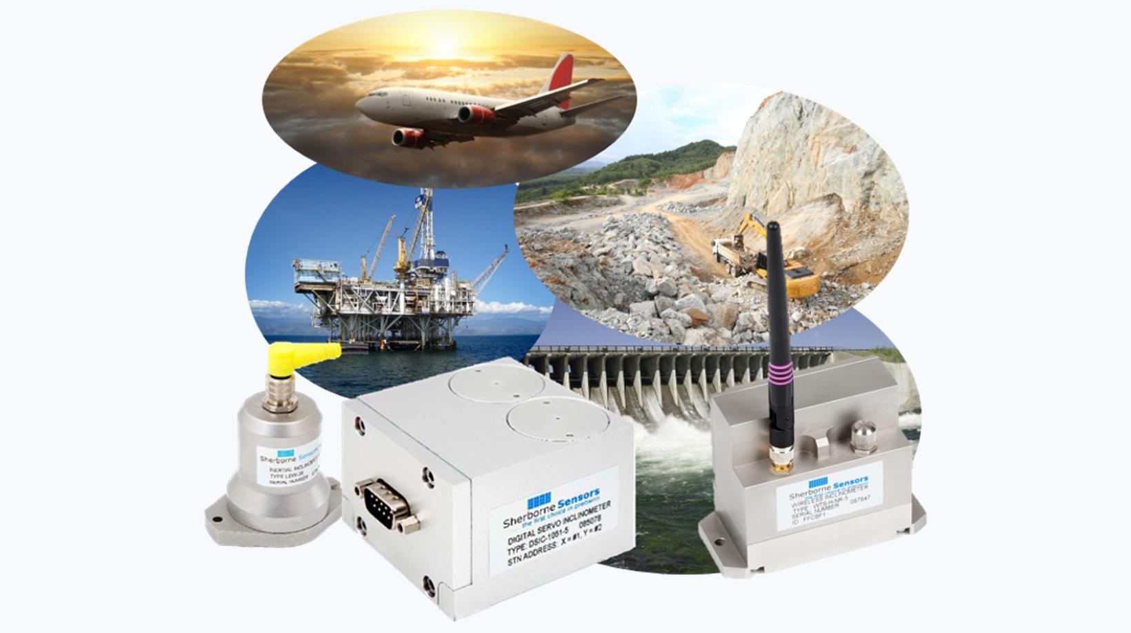 高精度サーボ型傾斜計/低周波加速度計