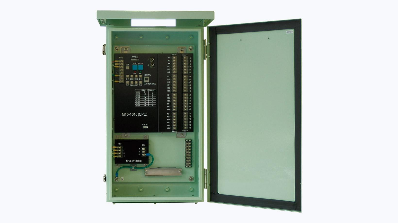 オンライン回転機監視装置 SMS